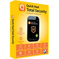 Quick Heal Technologies Ltd. Total Security for Android 1 Pc/3 Years (Activation Key Card)