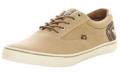 4101-301-2, Sneakers Basses Homme, Gris (Grau), 44 EUMustang