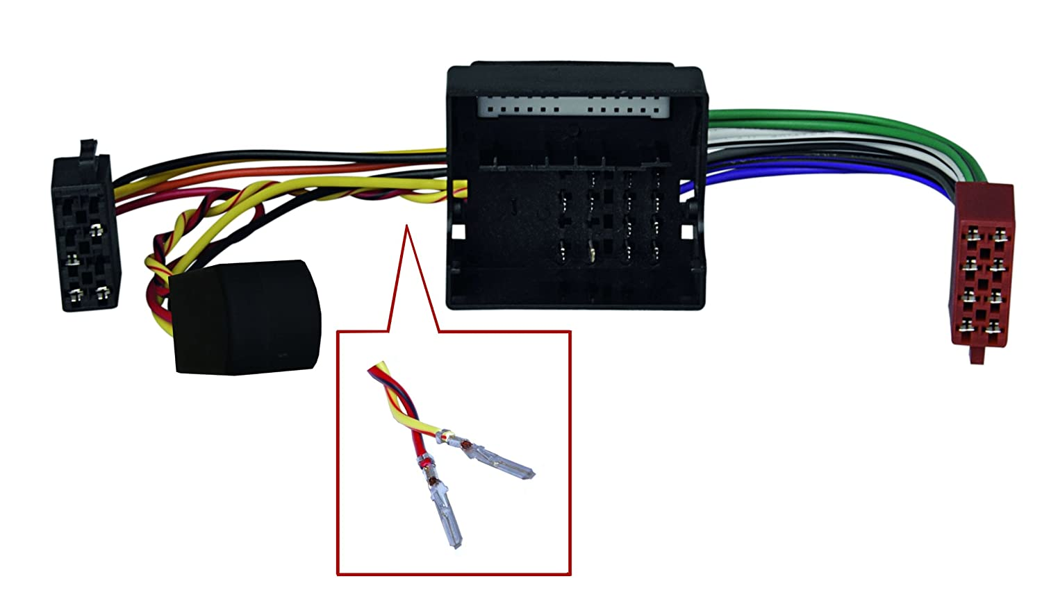 AS - 3320 RADIO Adaptor Cable + CAN-Bus Interface: Amazon co uk