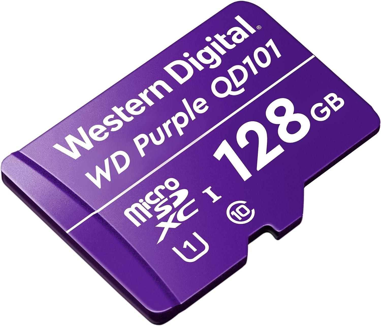 Western Digital Wd Purple Sc Qd101 128gb Smart Video Computer Zubehör