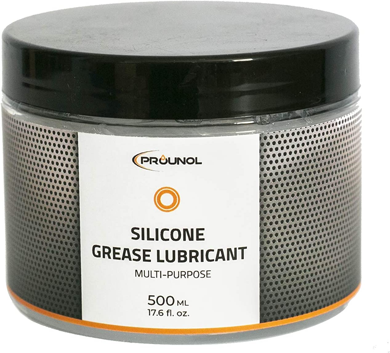 PROUNOL 100% Silicone Grease, General-Purpose Dielectric Paste, Waterproof HT Rubber Grease - 500ml