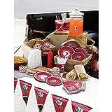 Alabama Crimson Tide 20 oz. Plastic Cups, 8-Count