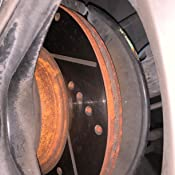 Max Brakes Front Premium Brake Kit OE Series Rotors + Metallic Pads Fits: 2010 10 2011 11 2012 12 2013 13 Lexus RX350 TA045141