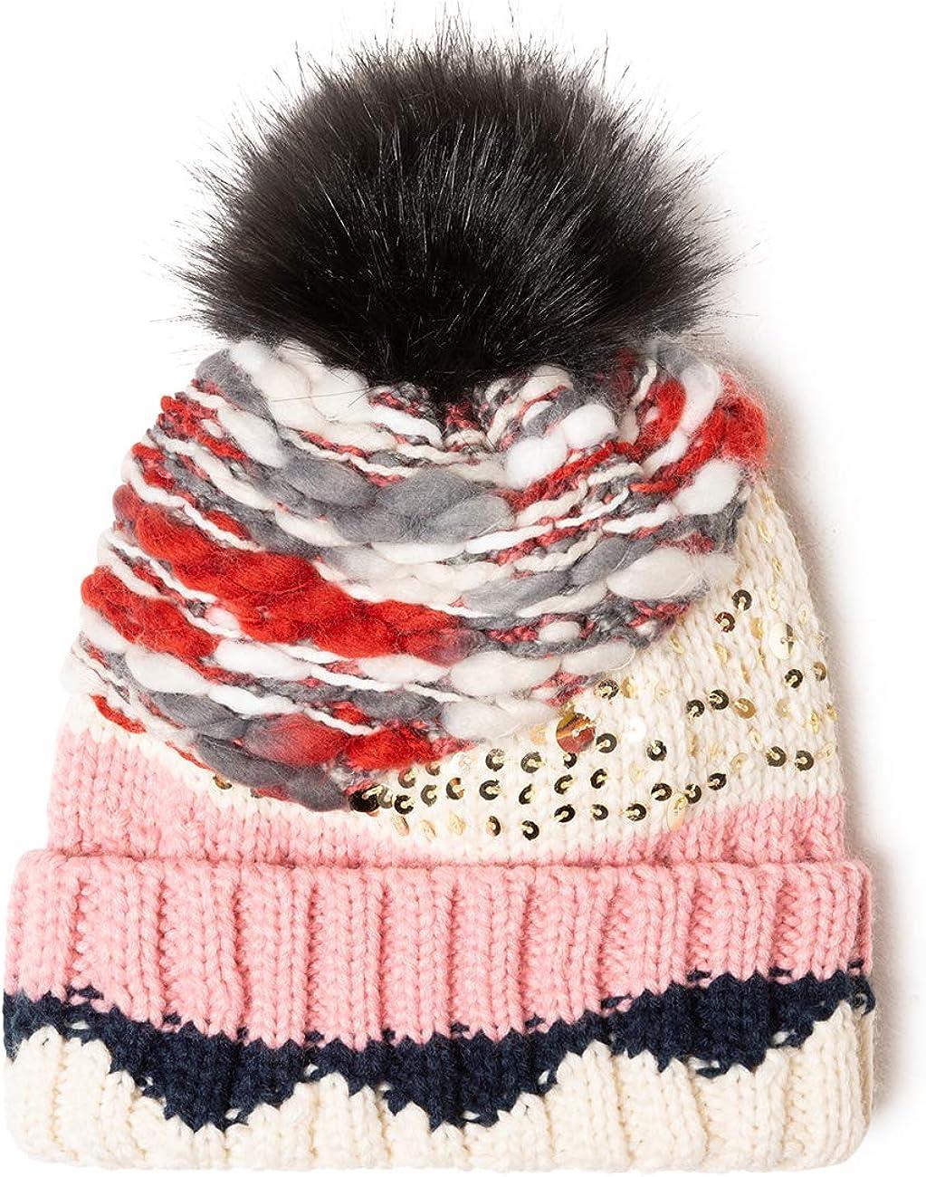 Desiqual Hat Brilliant M/ütze