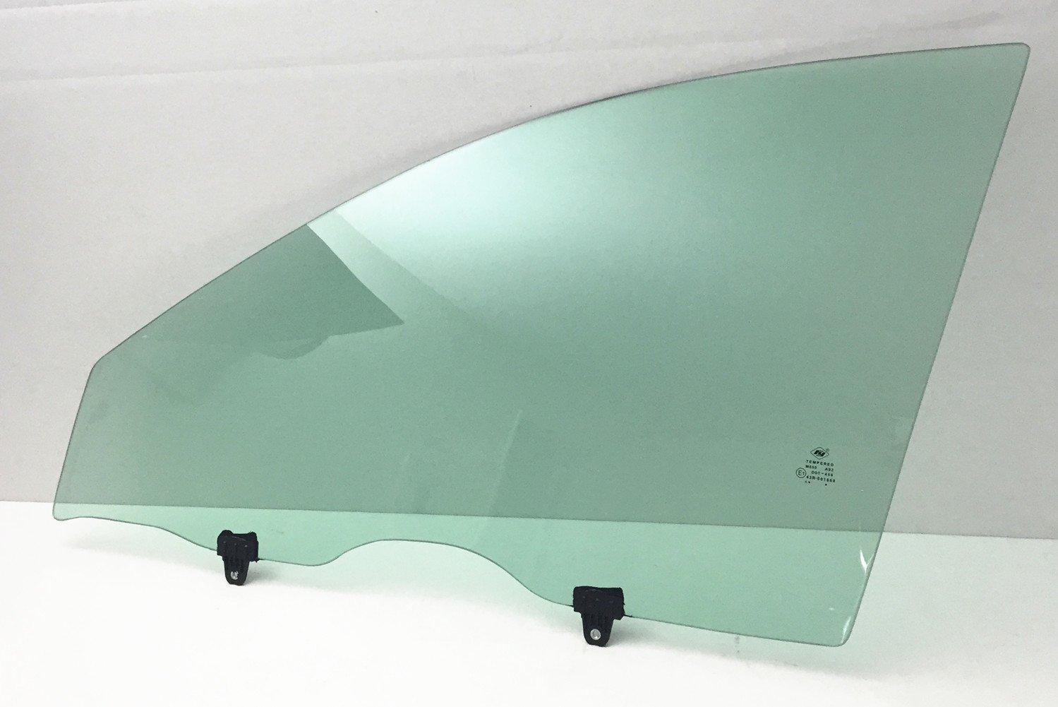 For 2002-2006 Nissan Altima 4 Door Sedan Driver//Left Side Front Door Window Replacement Glass