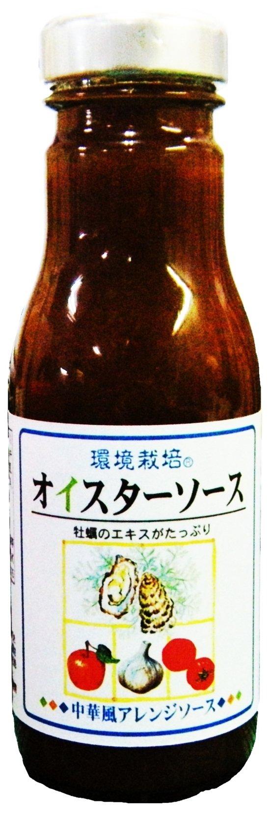 Oyster mild sauce 260g bottle input