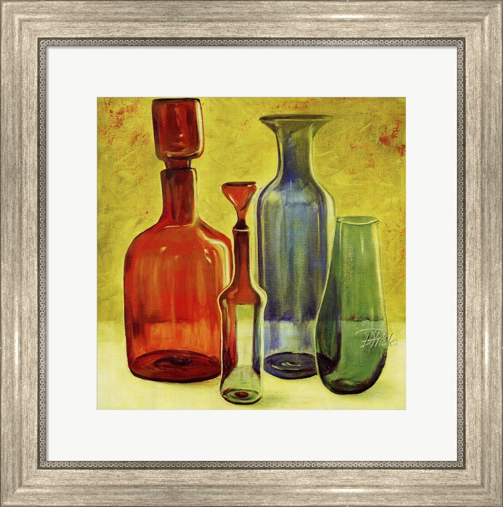 Amazon.com: Great Art Now Murano Glass II by Patricia Pinto Framed ...