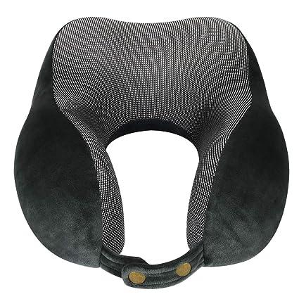 Amazon Com Tuxwang Travel Pillow Memory Foam Head And Neck Support