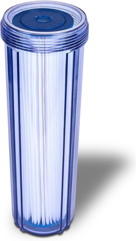 Toda la casa filtro de agua purificador sistema, transparente Big ...