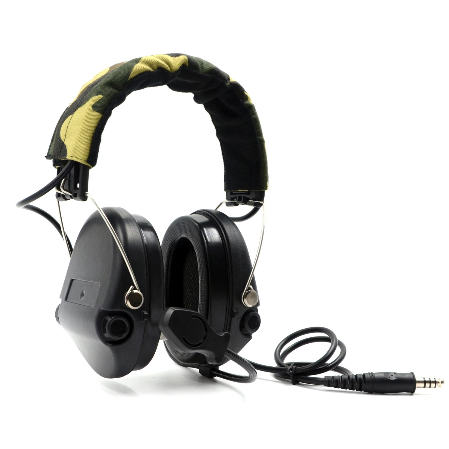 Electronic Hearing Protection and Amplification - NRR 25 - Ear Muffs by TOENNESEN