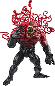 Hasbro Marvel Legends Series 6-inch Collectible Marvel's Toxin Action Figure Toy, Ages 4 and Up