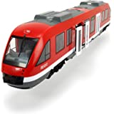 Dickie  Jouet de 203748002–Train City Train véhicule