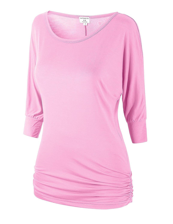Match SHIRT レディース B077D5V7YW M|140 Light Pink 140 Light Pink M