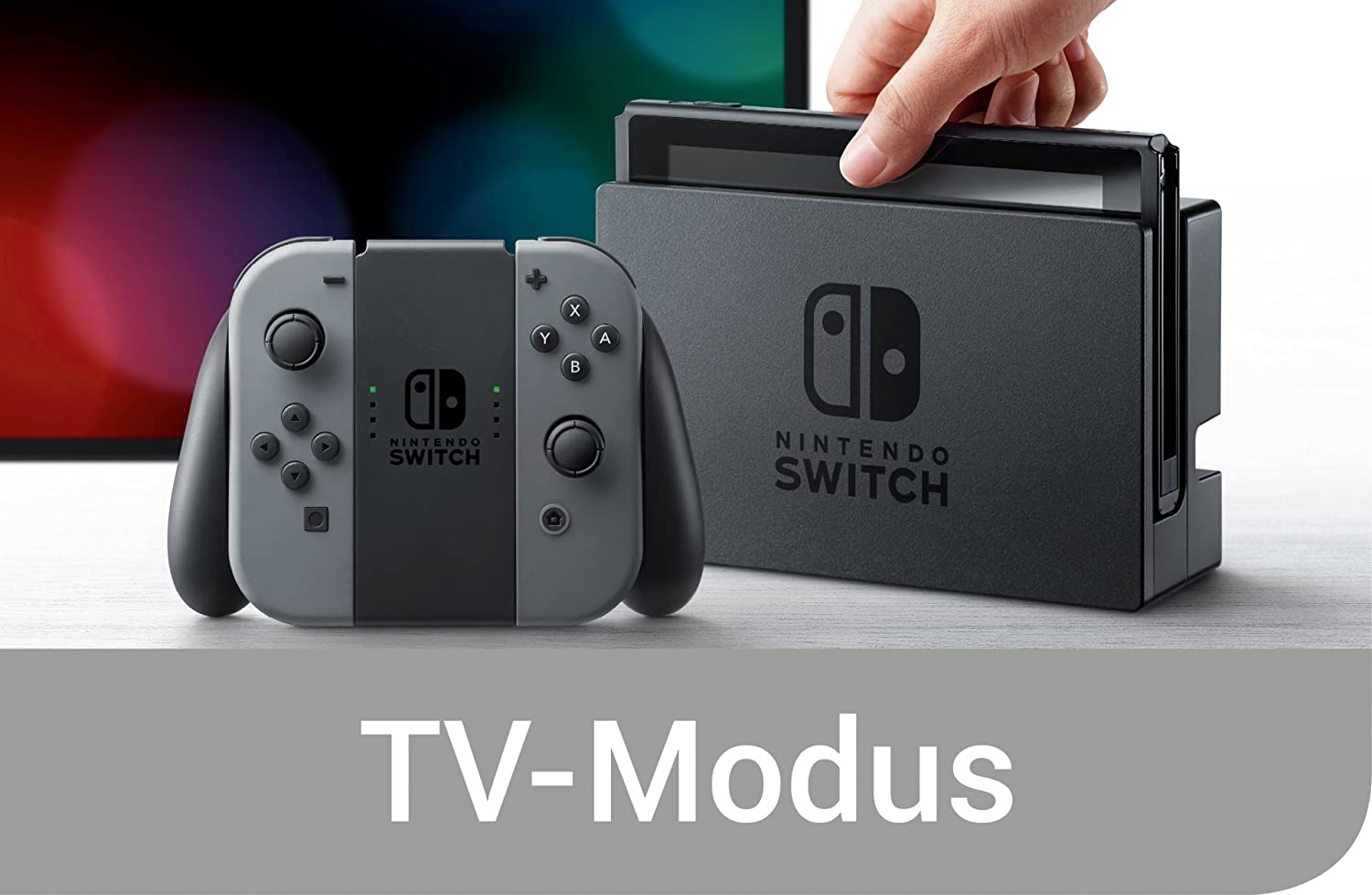 Nintendo Switch - Consola Color Gris (Modelo antiguo): Nintendo: Amazon.es: Videojuegos