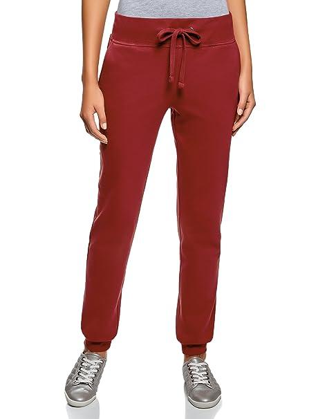 oodji Ultra Mujer Pantalones de Punto (Pack de 2)  Amazon.es  Ropa y  accesorios 9c0c4fceea8