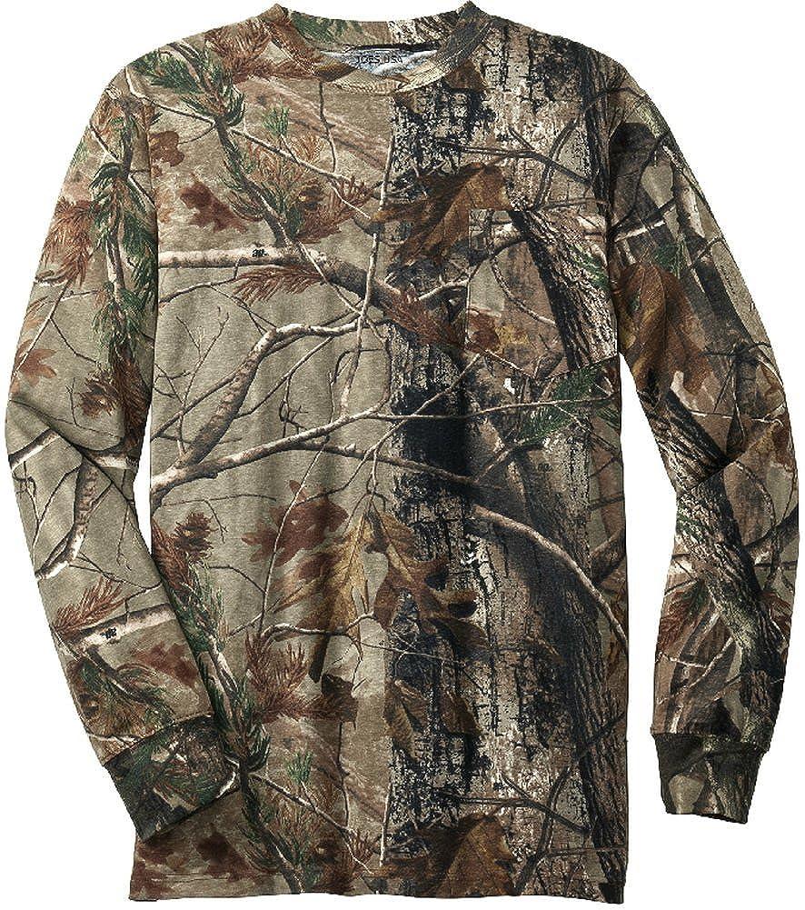 063b1396b6054 Joe\'s USA(tm) - Realtree Camo Hunting T-Shirts,Long Sleeve T-Shirts are  Great for layering or wearing alone. Soft Durable Crewneck Sweatshirts and  Hoodies ...