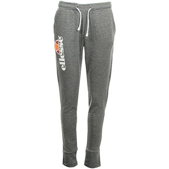 878b5055376354 ellesse Femme Jogging Fit Anthracite Chine, Pantalon Sport  Amazon ...