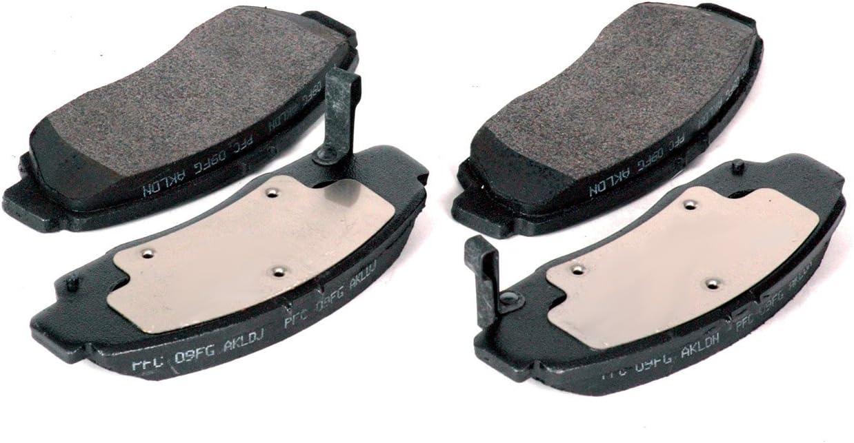 Performance Friction Corporation 465.20 Carbon Metallic Brake Pads