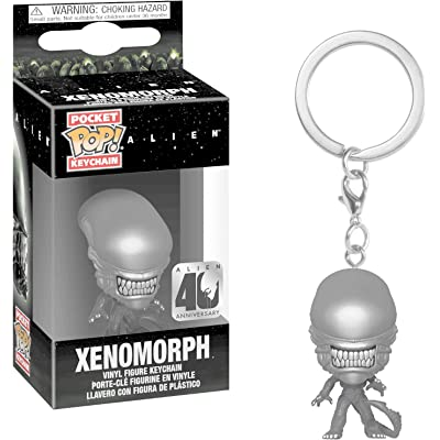 Funko Pop! Keychain: Alien 40th - Xenomorph: Toys & Games