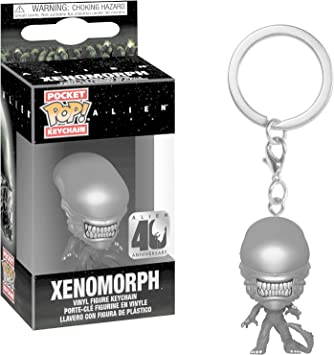 Funko Pop! Keychain: Alien 40th - Xenomorph