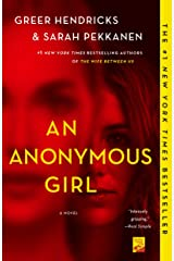 An Anonymous Girl: A Novel Kindle Edition