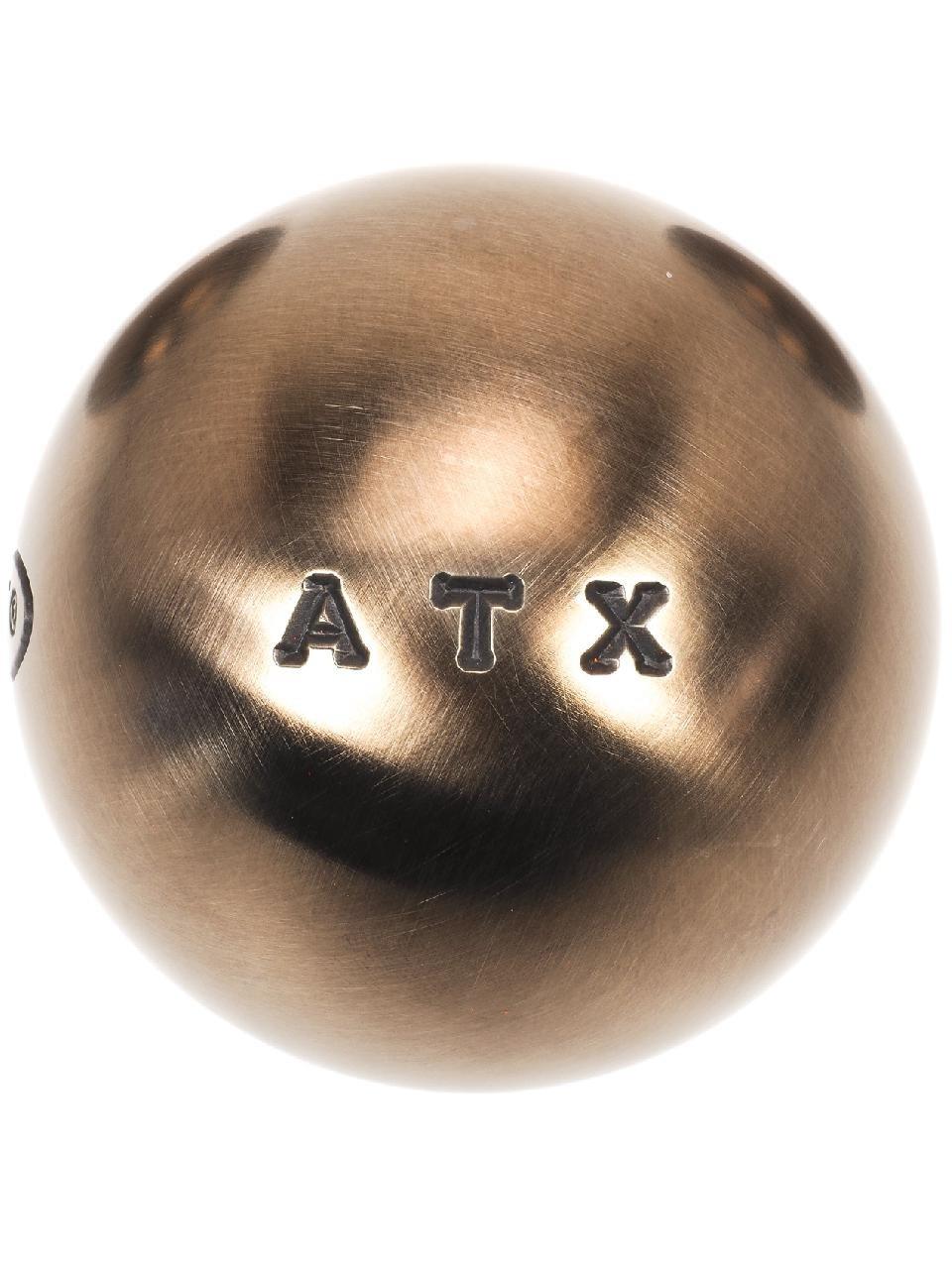 Boules de p/étanque Obut ATX Competition 74mm m