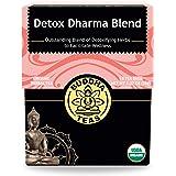 Buddha Teas Organic Detox Dharma Blend Tea 18 Bags