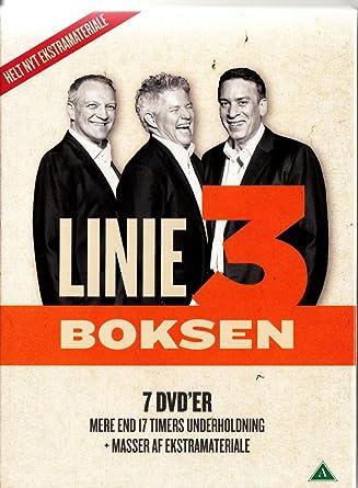 linie 3 dvd