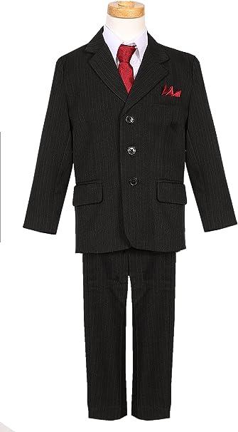 Amazon.com: Rafael Classic Executive Pinstripe traje formal ...