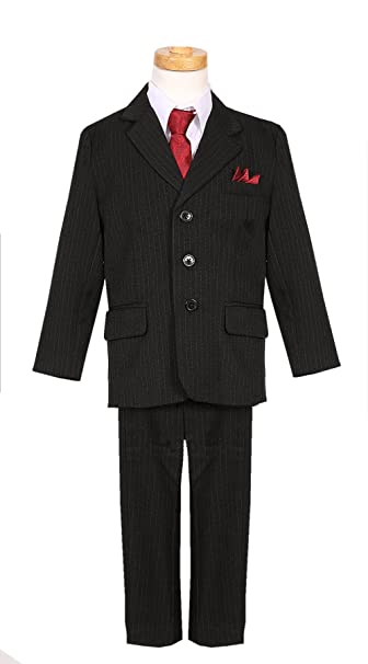 Amazon.com: Rafael Classic Executive Pinstripe traje formal ...