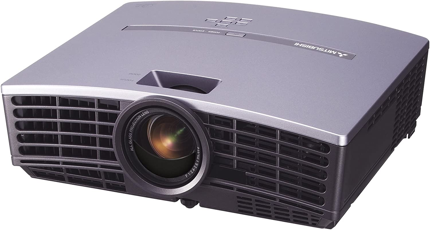 Mitsubishi HD4000U High Definition 720p DLP Home Theater Projector