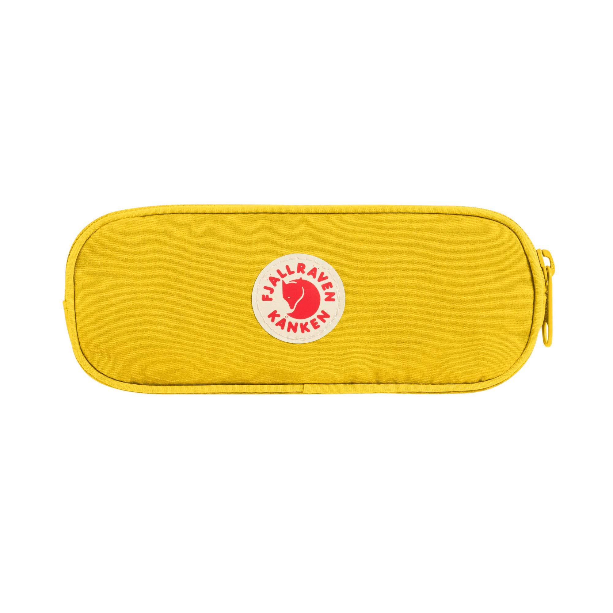 Fjallraven - Kanken Pen and Pencil Case, Warm Yellow by Fjallraven