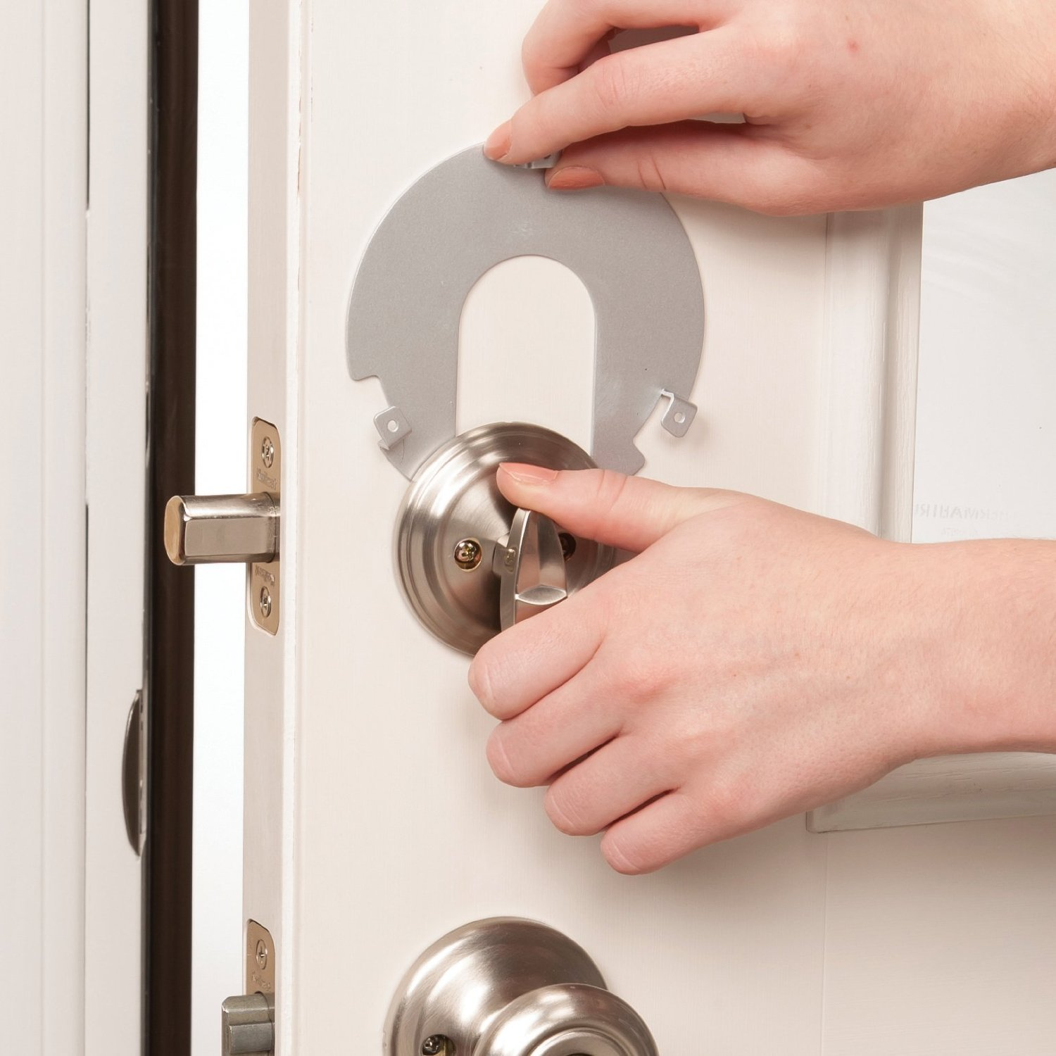 Safety 1st Secure Mount Deadbolt Lock - 2 Count by Safety 1st (Image #2)