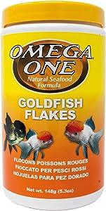 Omega One Goldfish Flakes