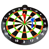 Finebaby Magnetic Dartboard Toy Dart Game With 2
