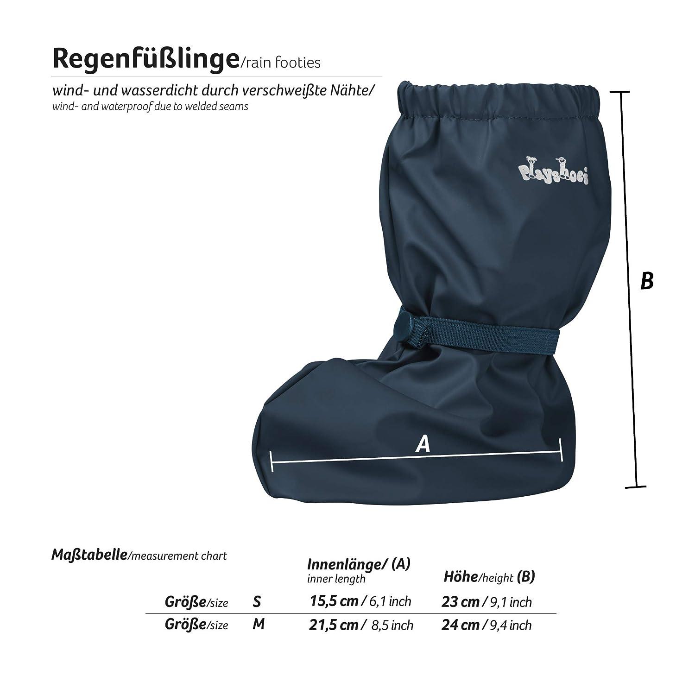 new concept c3a18 f6777 Playshoes Baby leichte Krabbel-Schuhe für Jungen und Mädchen, mit  Playshoes-Motiv