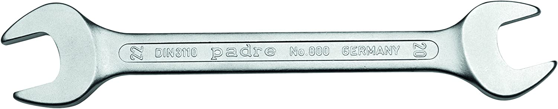 Llave de boca doble padre 800CI 16 x 17/mm