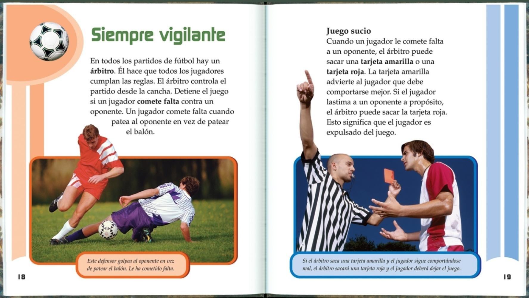 Spa-Deportes Para Principiante (Deportes Para Principiantes ...