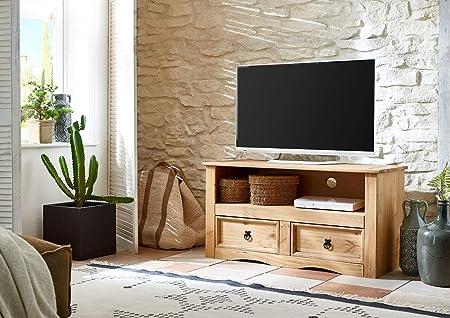 giom oebel | Mueble bajo para TV (Madera Maciza, Mexico Madera ...
