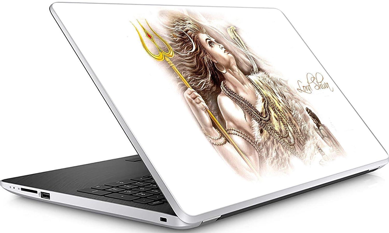 Gadgets wrap mahadev rudra avatar 15 6 15in x 10in laptop decal for apple macbook pro air retina 11 12 13 15 6 mac hp mi dell vinyl surface notebook