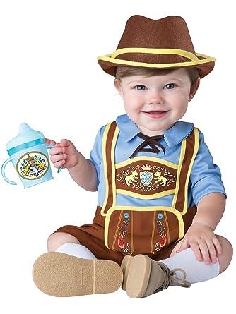 InCharacter Costumes Baby Boysu0027 Little Lederhosen Costume Blue/Brown X-Small  sc 1 st  Amazon.com & Amazon.com: InCharacter Costumes Baby Boysu0027 Little Lederhosen ...