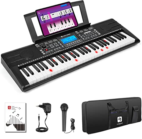 Vangoa VGK6200 Piano Keyboard
