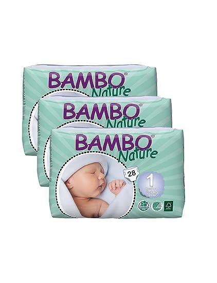 Set de protectores de la 3 Bambo (tamaño de la funda de 1) intercambiables