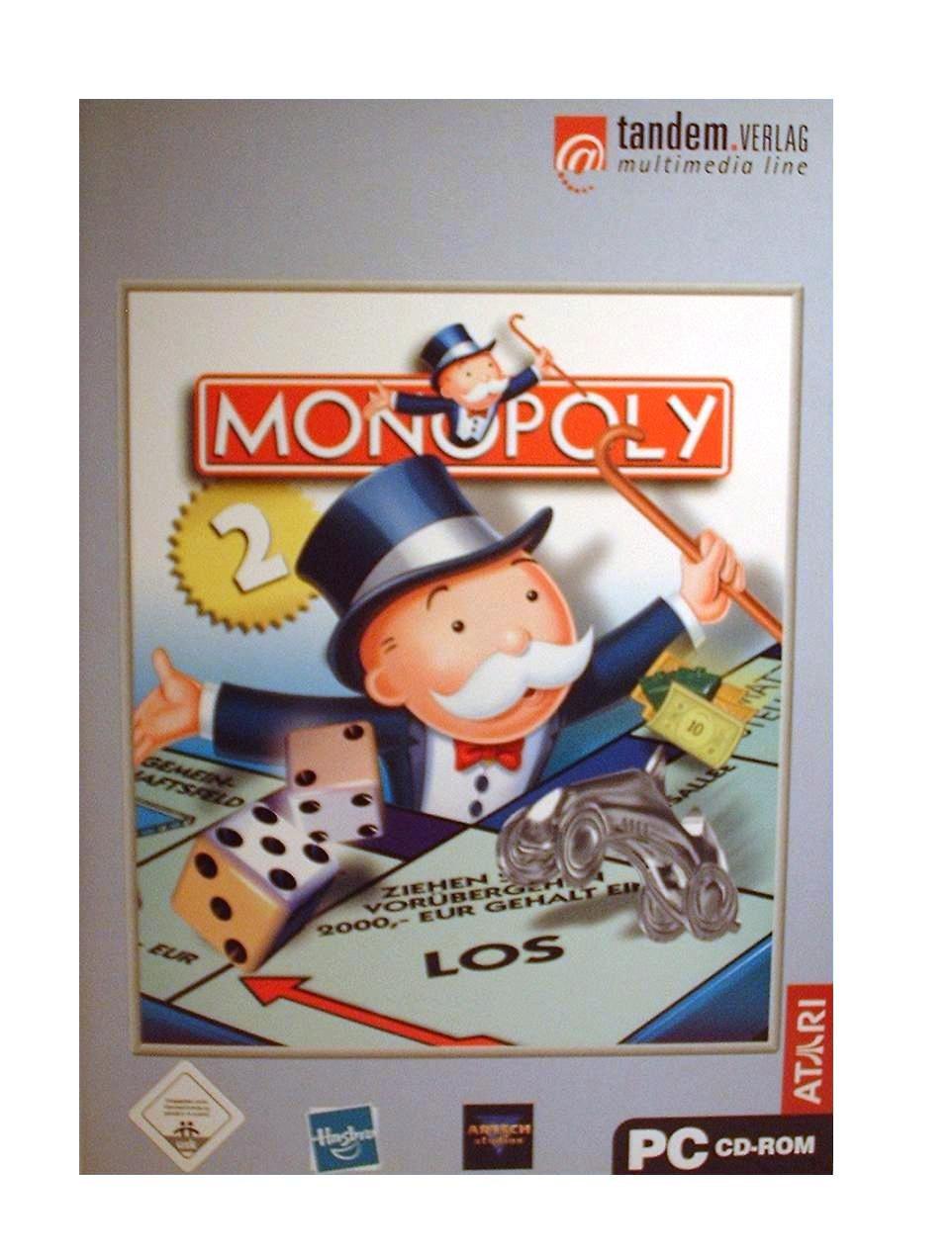 Monopoly 2 [Importación alemana]: Amazon.es: Videojuegos