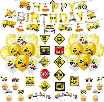 Amazon.com: Suministros de fiesta de cumpleaños para niños ...