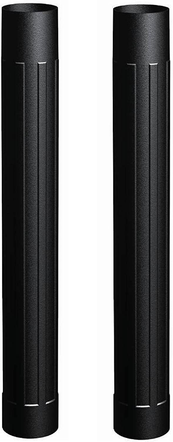 "Vacmaster 2 1/2"" Extension Wands, 2 Pack, V2EW"