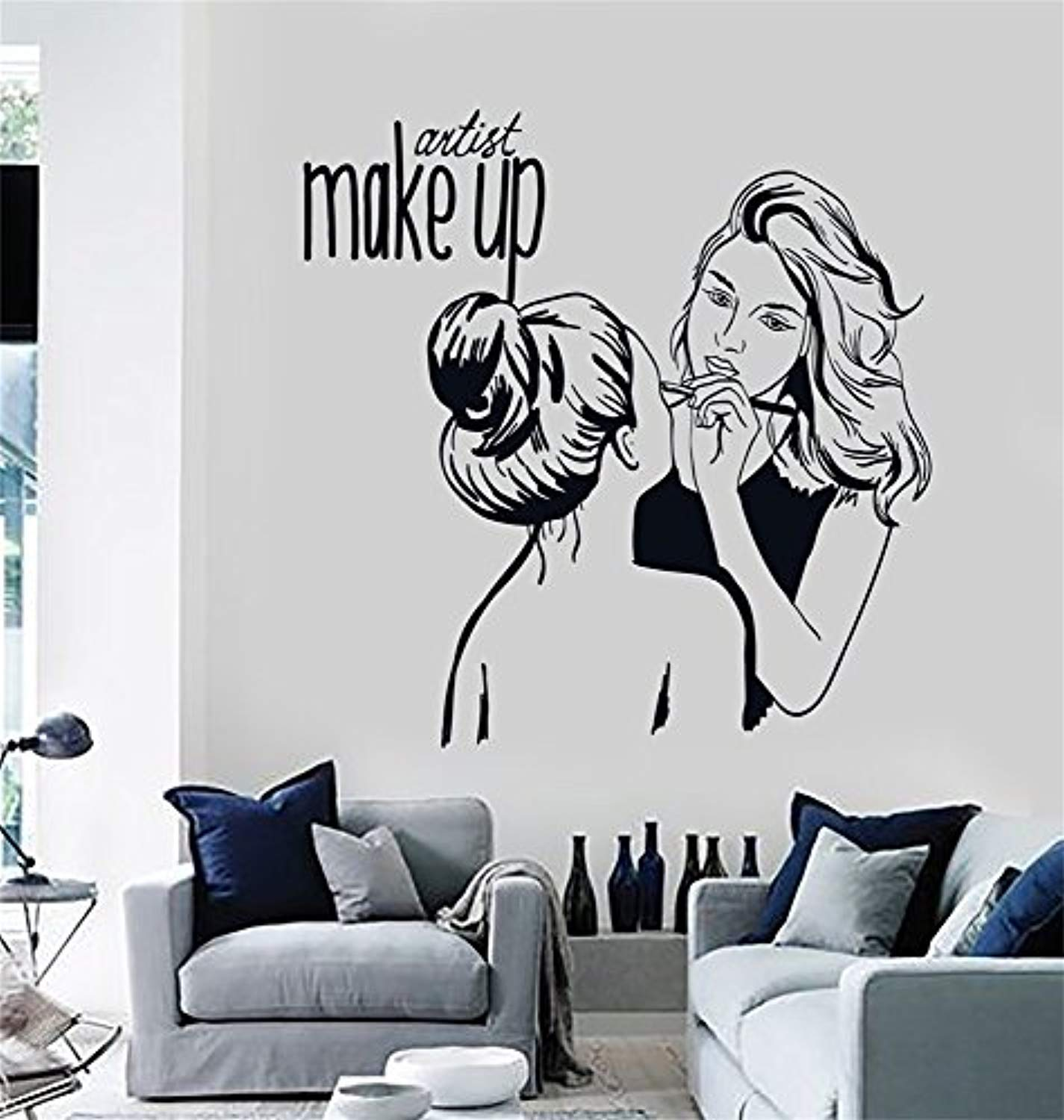 Amazon A Design World Quote Mirror Decal Quotes Vinyl Wall