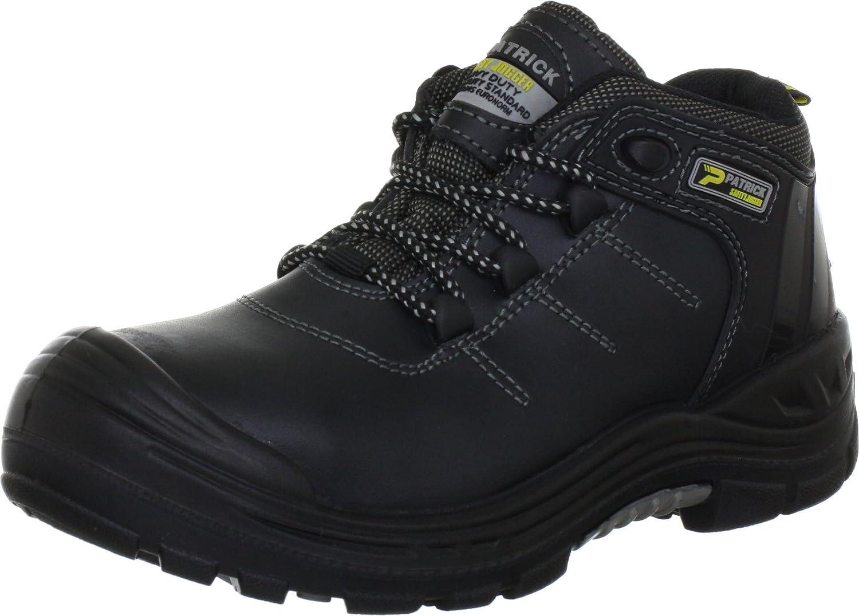 Safety Jogger Jogger Safety Force 2 Unisex-Erwachsene Sicherheitsschuhe Schwarz (BLK) 12150b