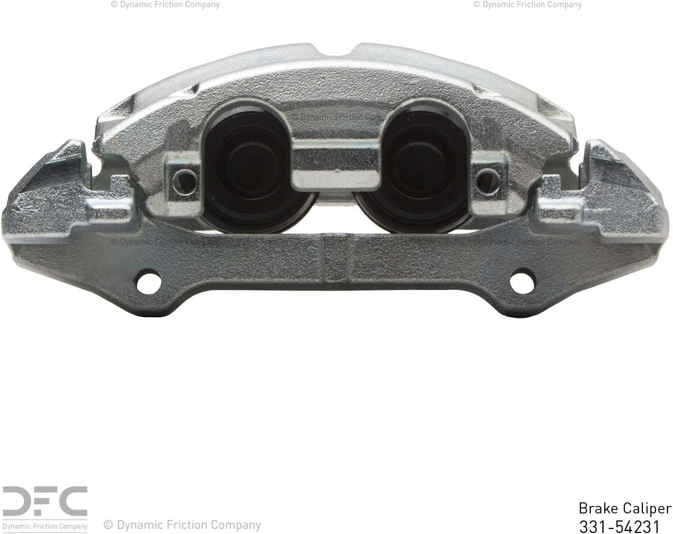 Front Left Dynamic Friction Company Premium Brake Caliper 331-54231