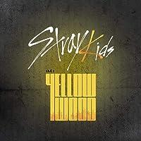 Stray Kids - Clé 2 Yellow Wood [Clé 2 Ver.] (śledzenie provided) – zestaw CD, fotokarta, fotokarta, składany plakat z…